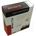 EZCAP.TV 116 EzCAPTURE USB 2.0 Video Capture Device