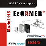 EZCAP.TV 116 EzGAMER SD Gameplay